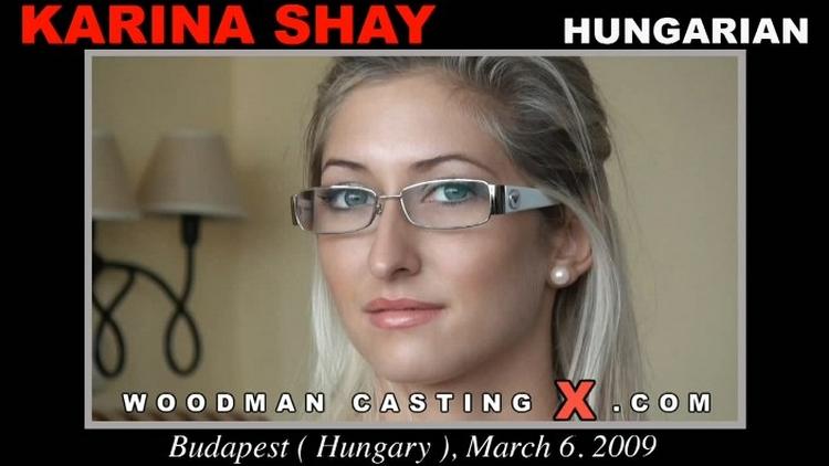 Karina Shay Woodman Casting X