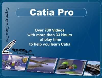 Catia Pro - Creating Parts Course