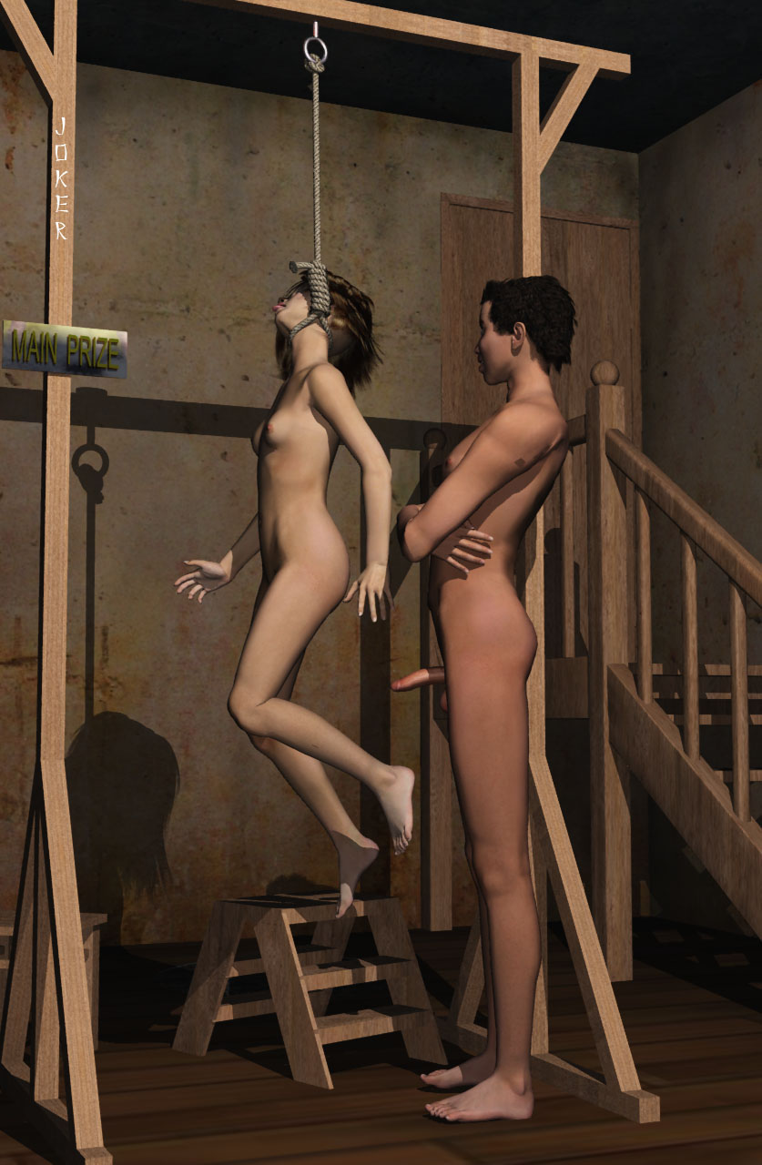 Fantasy naked execution scene images xxx video