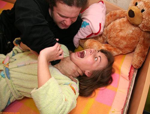 Strangle sex for xmas