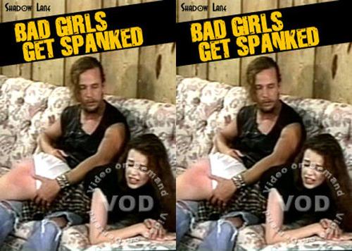 Bad Girls Get Spanked FilePost Spanking