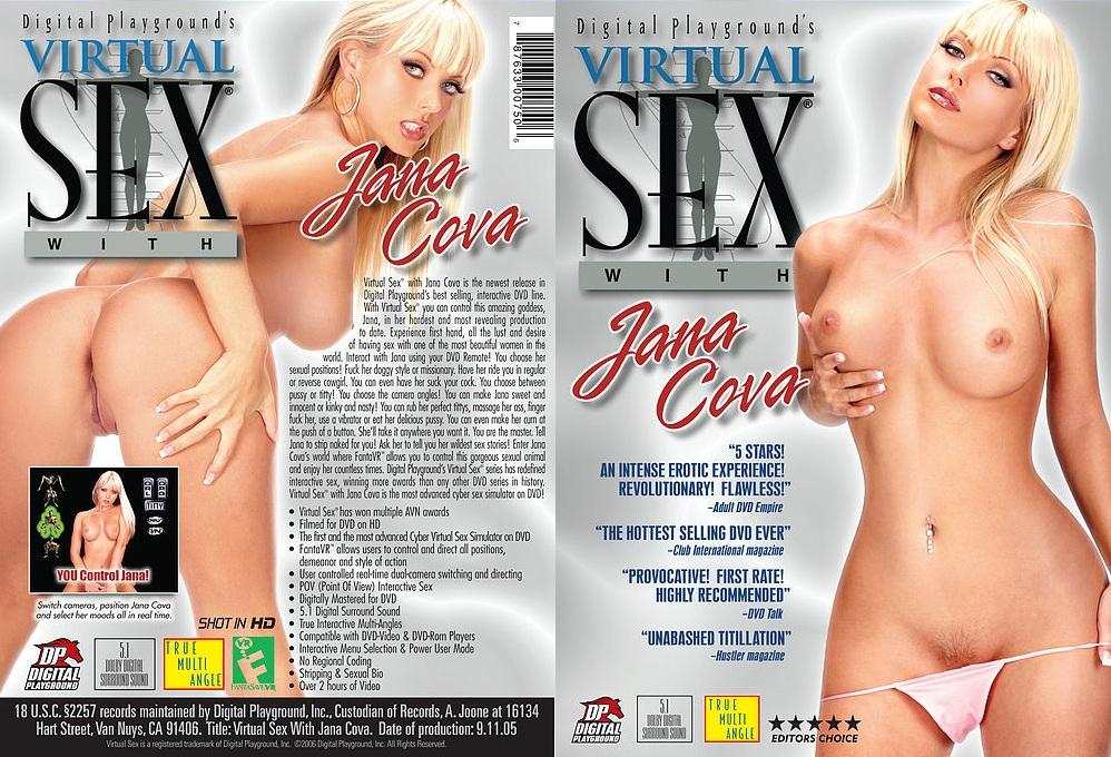 Virtual Sex With Jana Cova 43