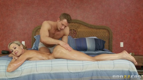 Dirty Masseur – Brandi Love – The Birthday Blues Masseuse