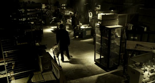 Krzy�owy ogie� / Assassination Games (2011) PL.DVDRip.XviD-BiDA / Lektor PL