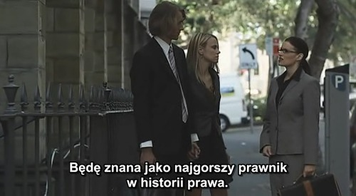 Pozywaj�c diab�a / Suing The Devil (2011) PLSUBBED.DVDRip.XviD-BiDA / Napisy PL