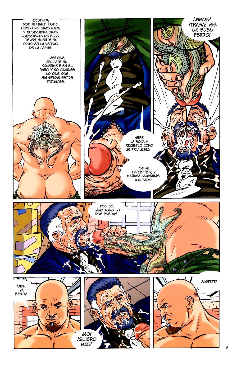 comics porno es locura gay