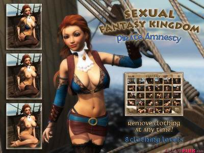 Sexual Fantasy Kingdom - Pirate Amnesty