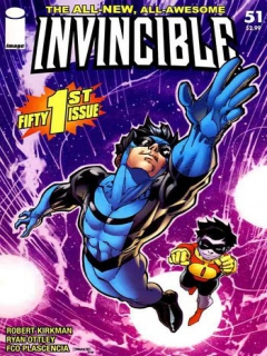 Invencible (60 Comics) (Español) (multihost)