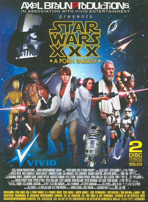 Star Wars XXX A Porn Parody-это. valeha. порно. пародия на фильм