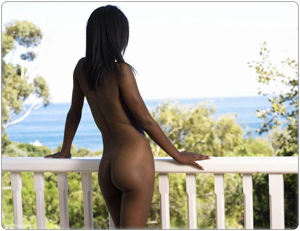 Фото голых чёрнокожих девушек, Голые негритянки - красивая фото эротика 8 фотография