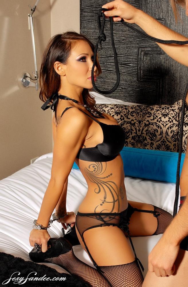 Sandee Westgate - Model page -
