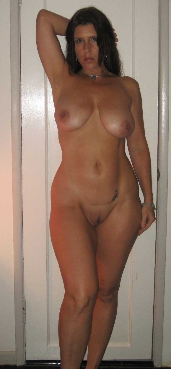 3 horny cougars pounce on a lucky guy - 3 6