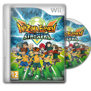 Inazuma Eleven Strikers  WII  PAL  MULTI ESP  UL TB RG BS FU FK LB MS