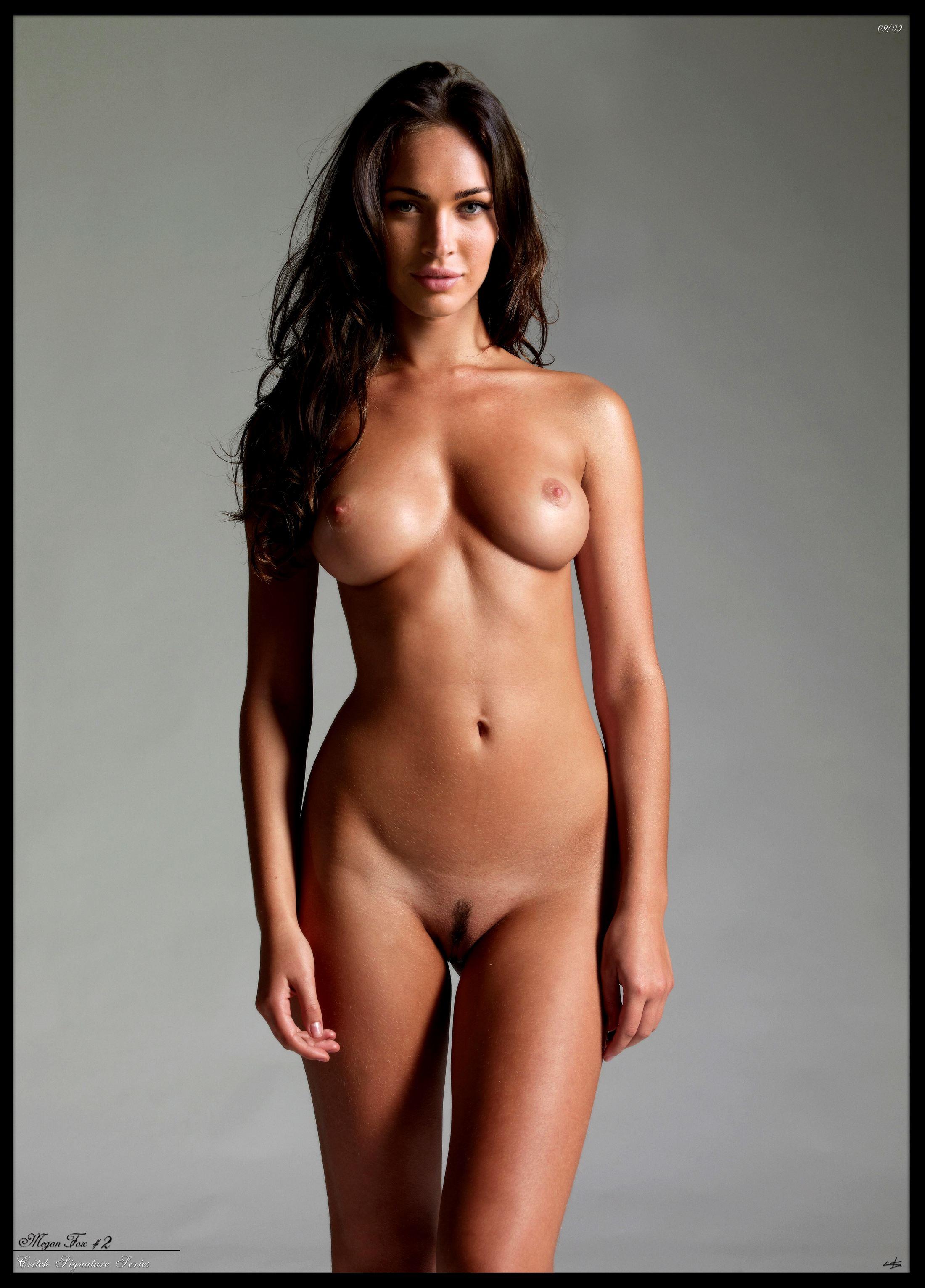Naked Pics Of Megan Fox Photos
