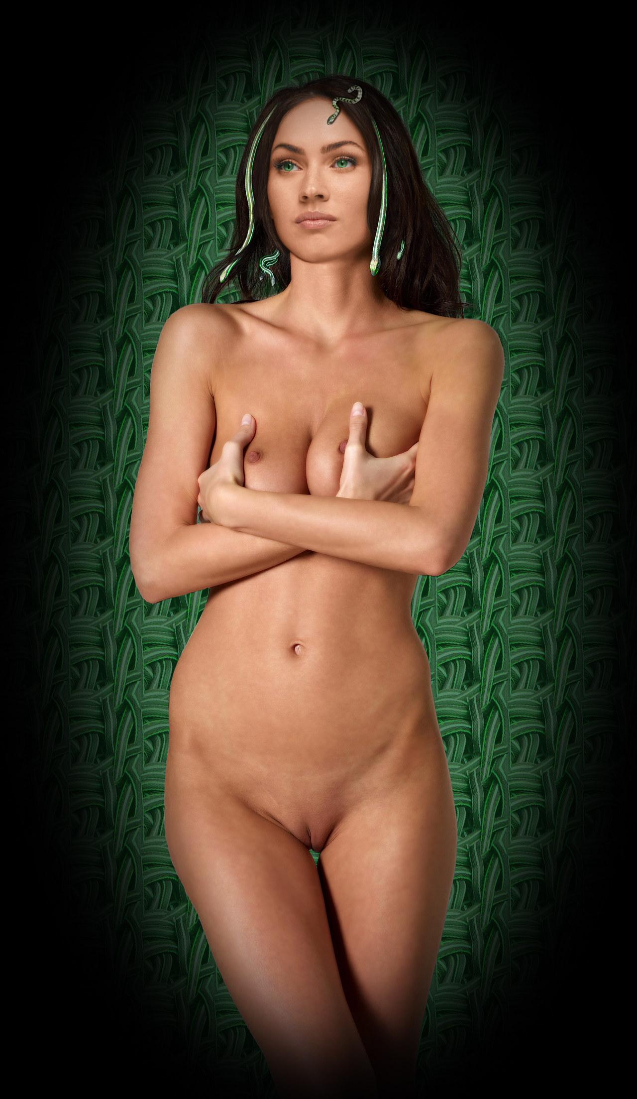 Megan Fox Nude Celeb