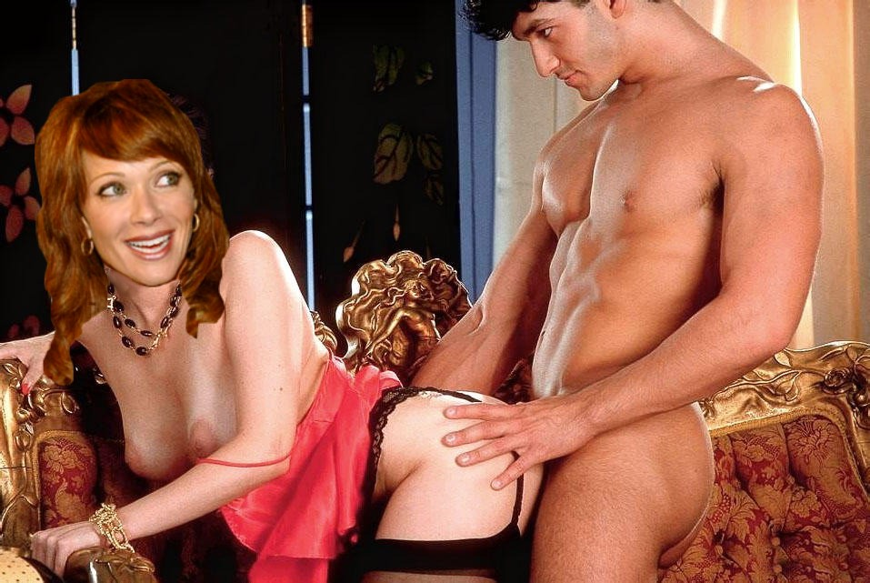 Lauren holly sex fakes