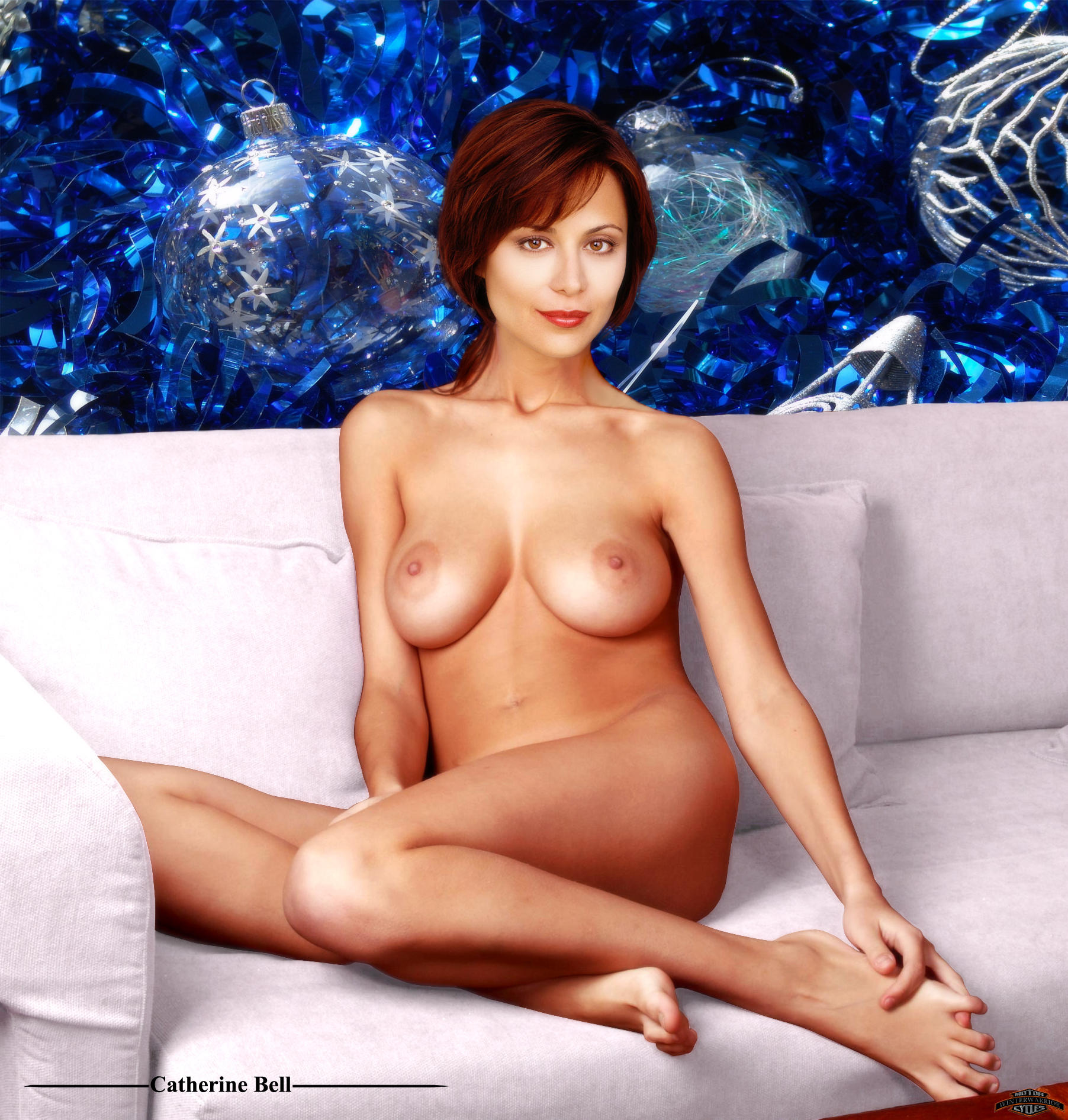 Catherine bell nude leaked pics and porn photo