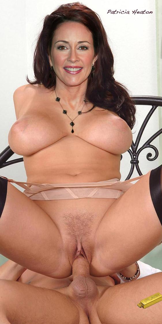 Patricia Heaton Nude Photos