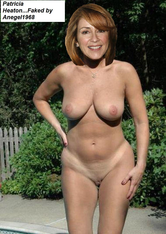 Hot sexy naked patricia heaton
