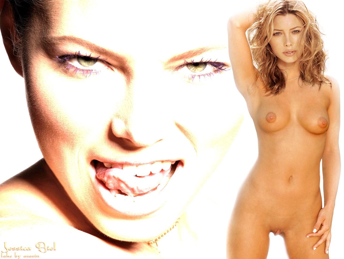 Jessica Biel Naked Deepfake Porn