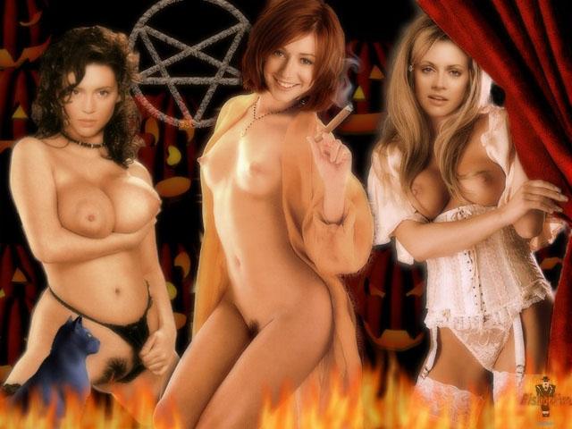 Fake nude phoebe halliwell