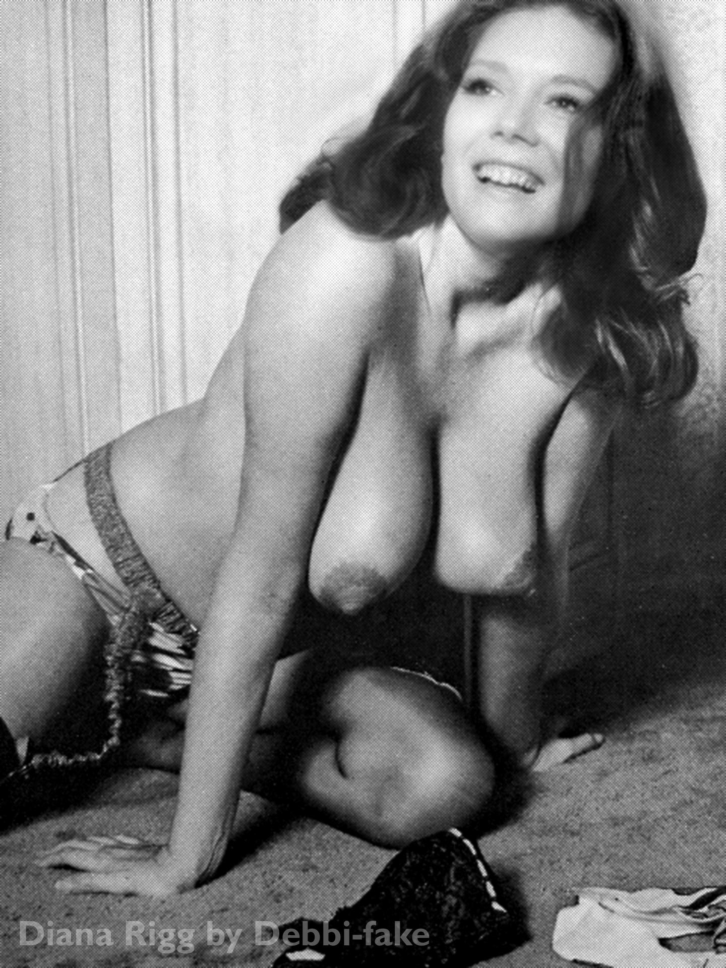 Diana Rigg No Source Celebrity Posing Hot Babe Brown Hair Celebrity Nude Posing Hot Cute Nude Scene Hot