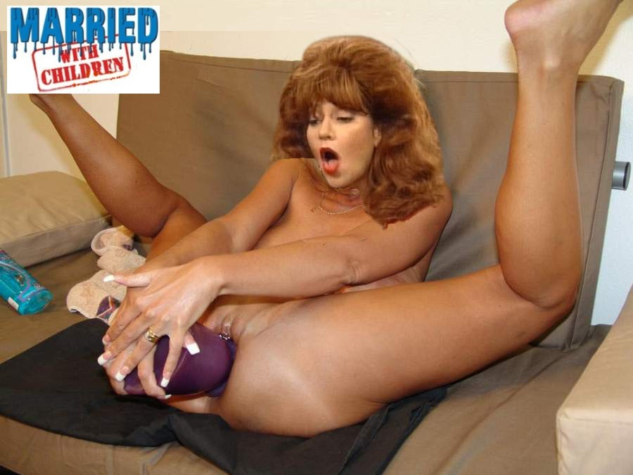 Desirable redhead peggy bundy gets nailed by her husband's donger