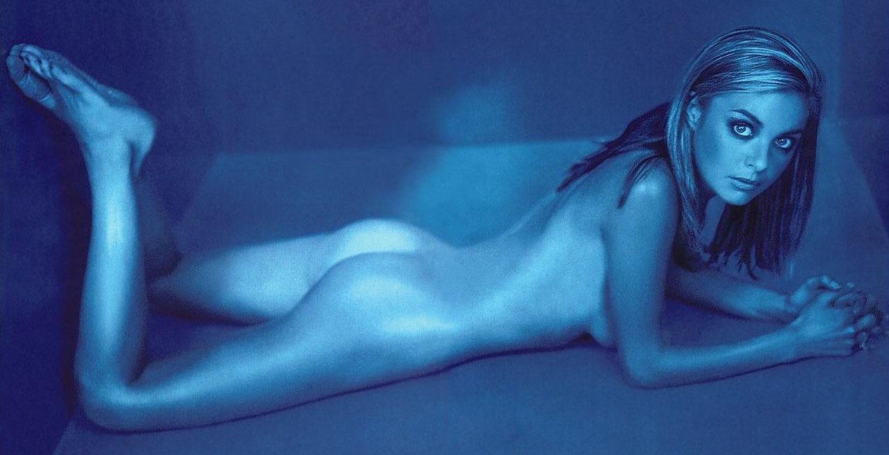 Kim Porter Nude