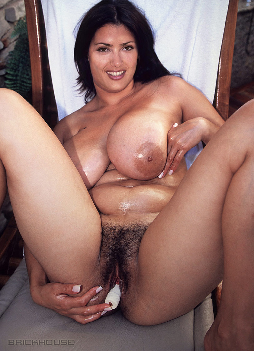Salma hayek naked nude sex porn