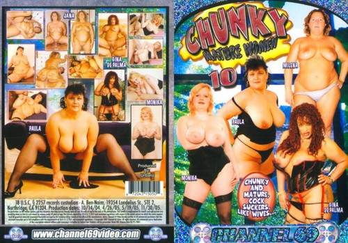 Chunky Mature Women #10 Mature