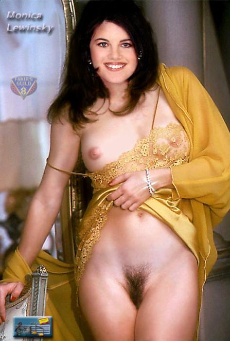 Monica lewinsky anal