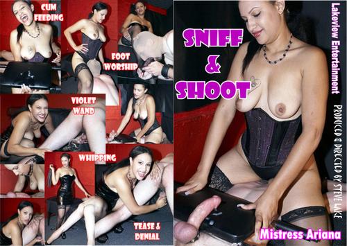 Sniff & Shoot Femdom