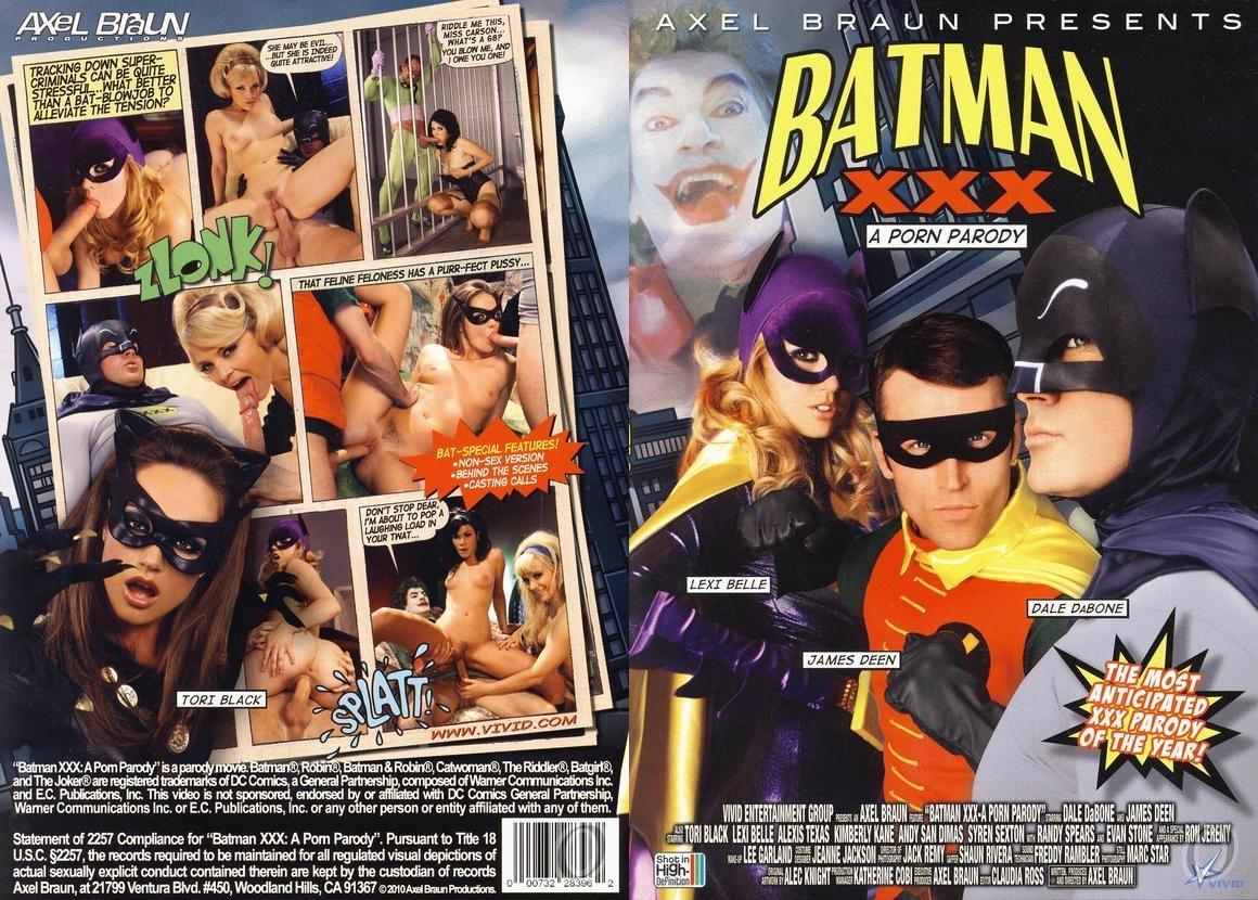 Batman Xxx Free Online