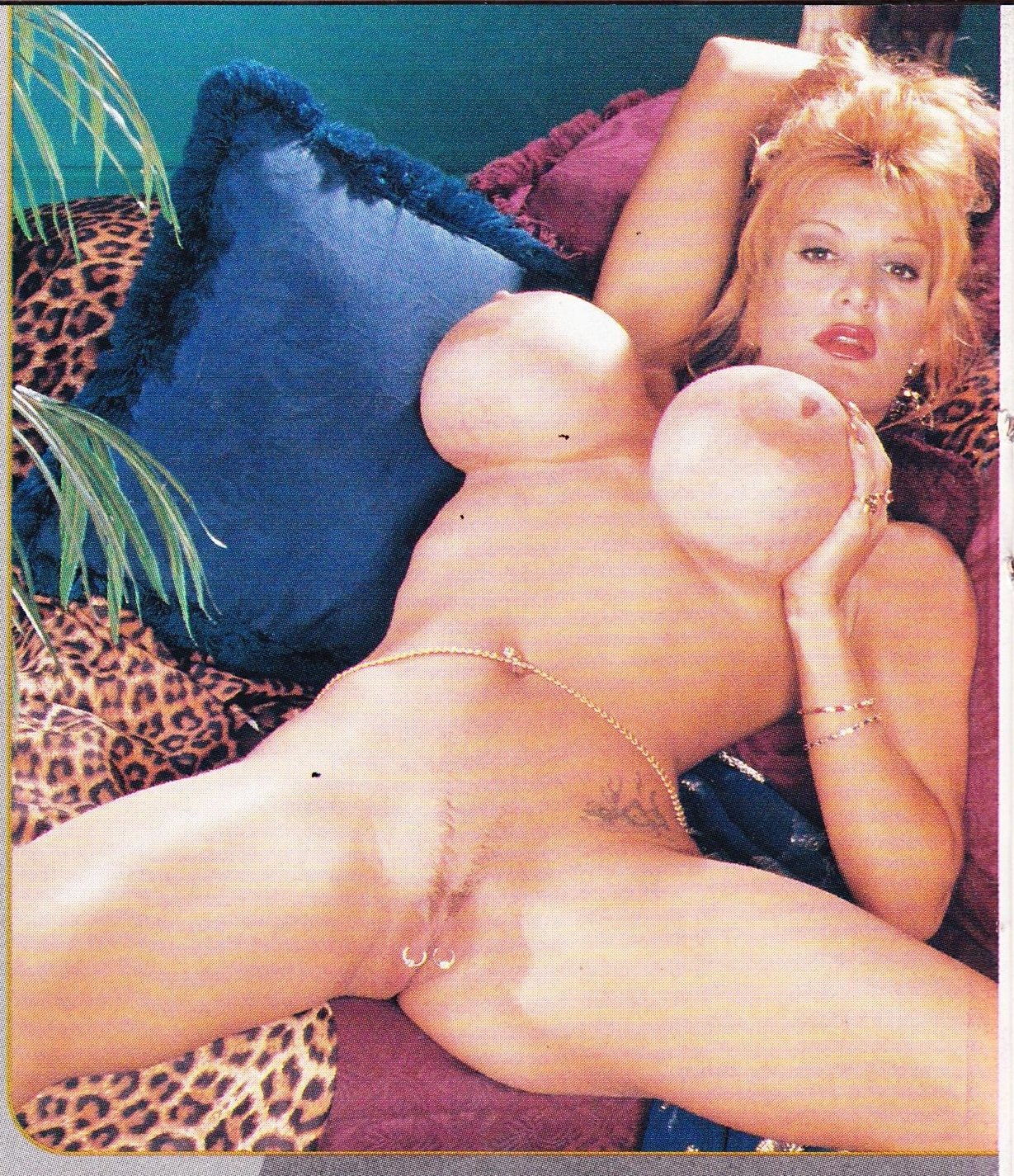Sable nude