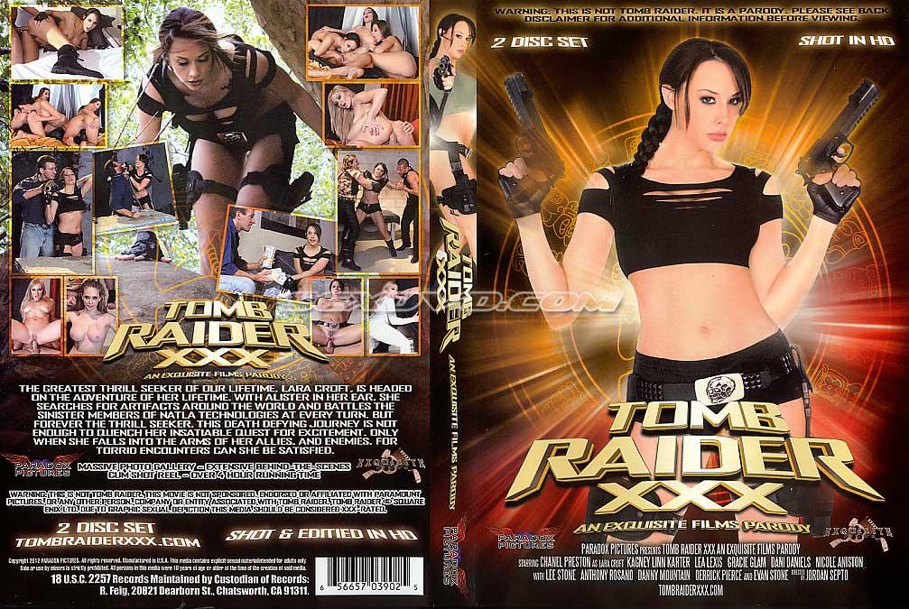 Tomb raider xxx